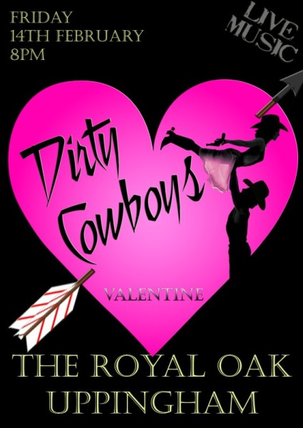 Valentine at The Royal Oak